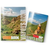 Vayots Dzor Marz, guide-book