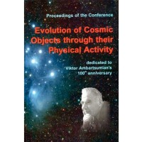 Evolution of cosmic objects through their physical activity