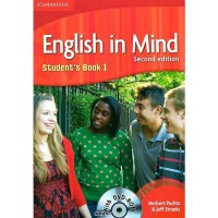 English in Mind: Level 1: Student's Book (+ DVD-ROM)