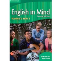 English in Mind: Level 2: Students Book (+ DVD-ROM)
