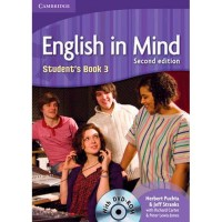 English in Mind: Level 3: Students Book (+ DVD-ROM)