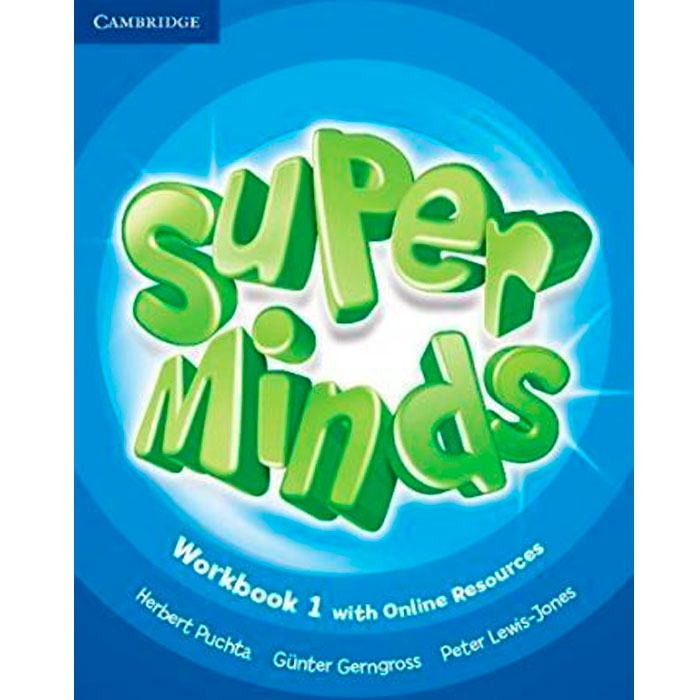 Super Minds 1: Workbook